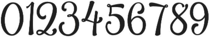 Smoothie Shoppe Regular otf (400) Font OTHER CHARS