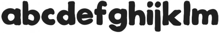 Smores ttf (400) Font LOWERCASE