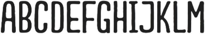Smyrna Regular otf (400) Font UPPERCASE