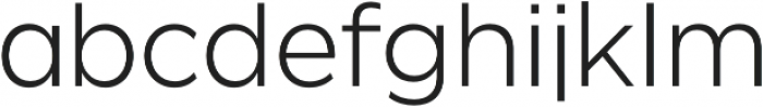 SmytheSans Light otf (300) Font LOWERCASE