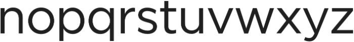 SmytheSans Regular otf (400) Font LOWERCASE