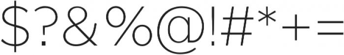 SmytheSansPro otf (100) Font OTHER CHARS