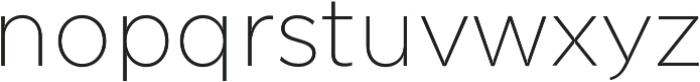 SmytheSansPro otf (100) Font LOWERCASE