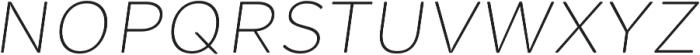 SmytheSoftPro otf (100) Font UPPERCASE