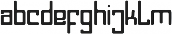 smith otf (400) Font LOWERCASE