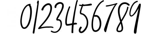 Smalltown handwritten font 1 Font OTHER CHARS