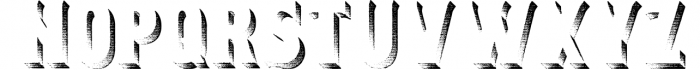 Smoking typeface + Illustration 1 Font LOWERCASE