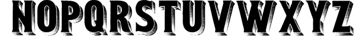 Smoking typeface + Illustration 2 Font LOWERCASE