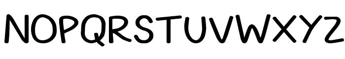 SMARTK0D Font UPPERCASE