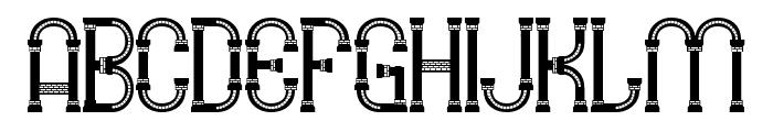 SMG_Lawang Sewu Font LOWERCASE