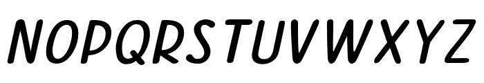 SMOTHINK Font UPPERCASE