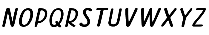 SMOTHINK Font LOWERCASE