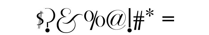 Smart Frocks NF Font OTHER CHARS