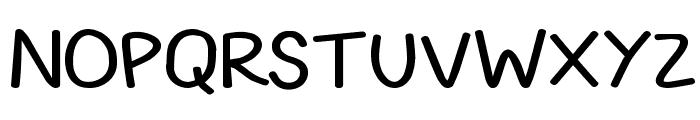 Smart Kid Font UPPERCASE