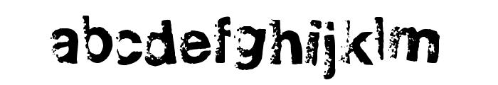 Smellvetica Font UPPERCASE