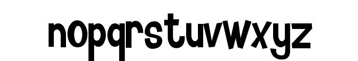 Smilage Font LOWERCASE