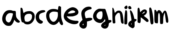 Smile Libre Demo Versio Regular Font LOWERCASE