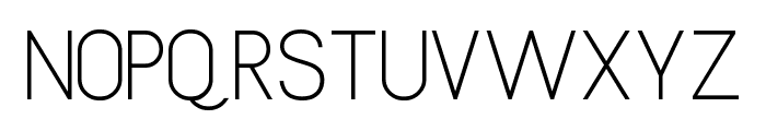 Smiley Regular Font UPPERCASE
