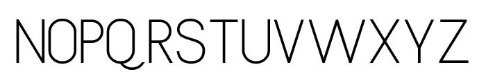 Smiley Sans Regular Font UPPERCASE