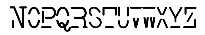Smith-TypewriterFree Font UPPERCASE