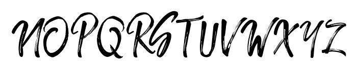 Smithen Font UPPERCASE