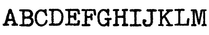 SmithyXT-Heavy Font UPPERCASE