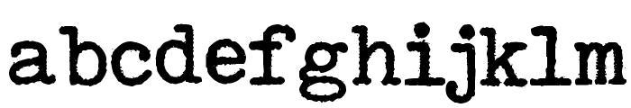 SmithyXT-Heavy Font LOWERCASE