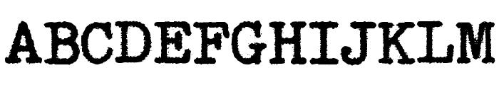SmithyXY-VeryHeavy Font UPPERCASE