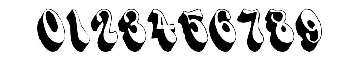 Smoke Font OTHER CHARS