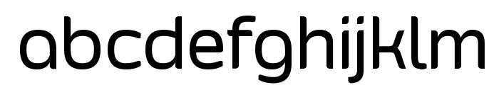 Smoolthan Medium Font LOWERCASE