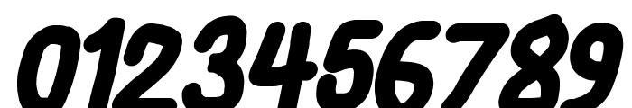 Smoothie ExtraBold Italic Font OTHER CHARS