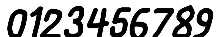 Smoothie SemiBold Italic Font OTHER CHARS