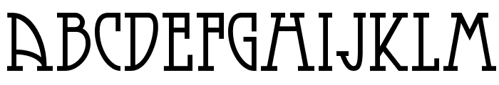 Smorgasbord NF Font LOWERCASE