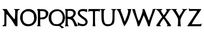 Smorgasbord Font UPPERCASE