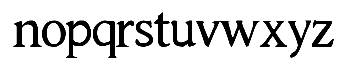 Smorgasbord Font LOWERCASE