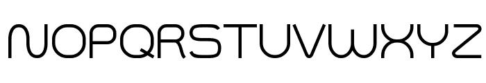 Smush Font UPPERCASE