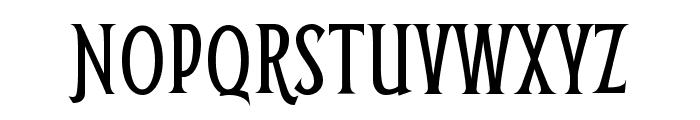 Smythe Font UPPERCASE