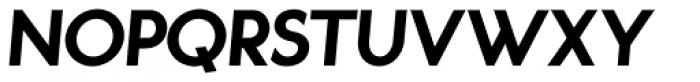 Smallstep Pro Bold Italic Font UPPERCASE