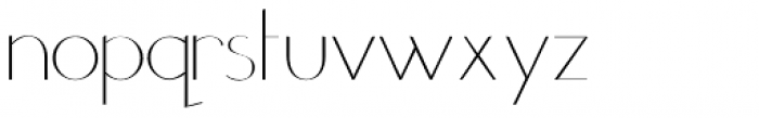 Smallstep Pro Light Font LOWERCASE