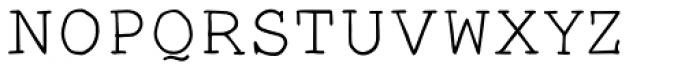 Smart Chameleon Regular Font UPPERCASE