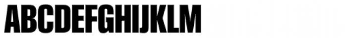 Smart Sans Pro Bold Font UPPERCASE
