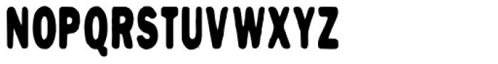 Smeethe Cond Font UPPERCASE