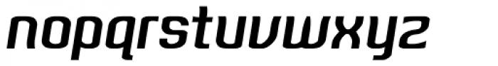 Smitty Italic Font LOWERCASE
