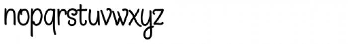 Smokehouse Font LOWERCASE