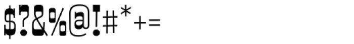 Smokum Pro Font OTHER CHARS