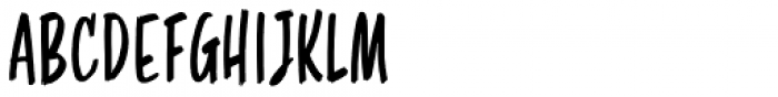 SmoothyPro Pro Light Font UPPERCASE
