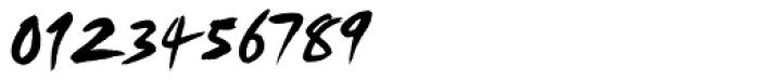 Smudger Font OTHER CHARS