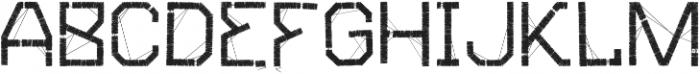 Snitch Stitch otf (400) Font UPPERCASE