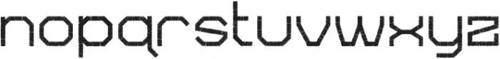 Snitch Stitch otf (400) Font LOWERCASE