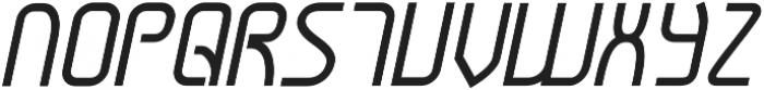 Snoofer Italic ttf (400) Font UPPERCASE